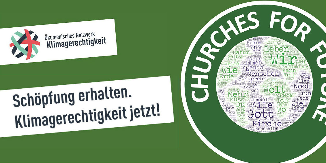 Logo zu Churches for Future